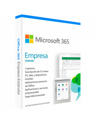 Microsoft 365 Empresa Estandar