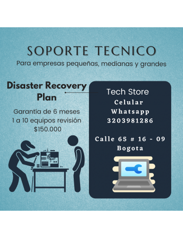 Empresas Disaster Recovery...