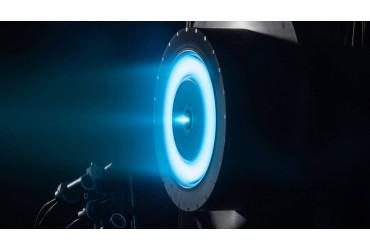 ¿Sabías que existen los motores de iones?
